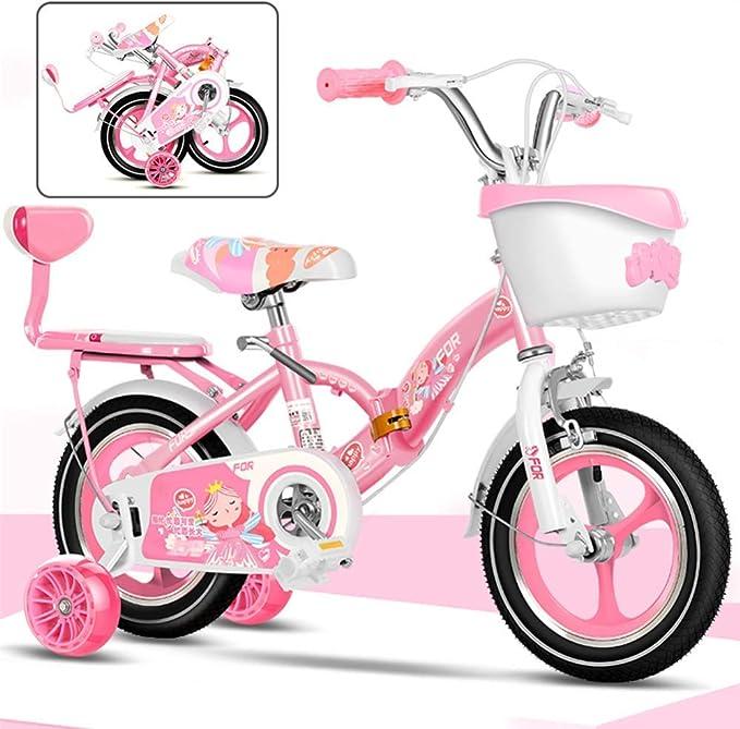 Bicicleta Plegable Bicicleta de niño - Niñas Niños Niños de ...