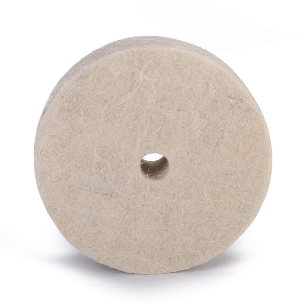 Polishing Abrasive Wheels Grinding Stone For Bench Grinders Pad Disc New