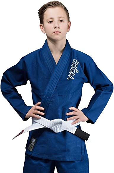 Azul C2 Unisex ni/ños VENUM Contender Kimono