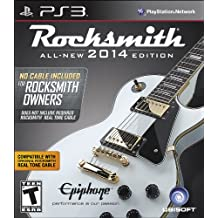 Rocksmith 2014 'No Cable Included' Edition - PlayStation 3