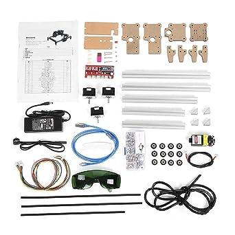 Máquina grabadora , VG-L3100-240VAC DIY Grabadora láser de ...