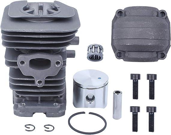 40mm Cylinder Piston Kit Fit Husqvarna 142 141 41 137 136 Chainsaw New