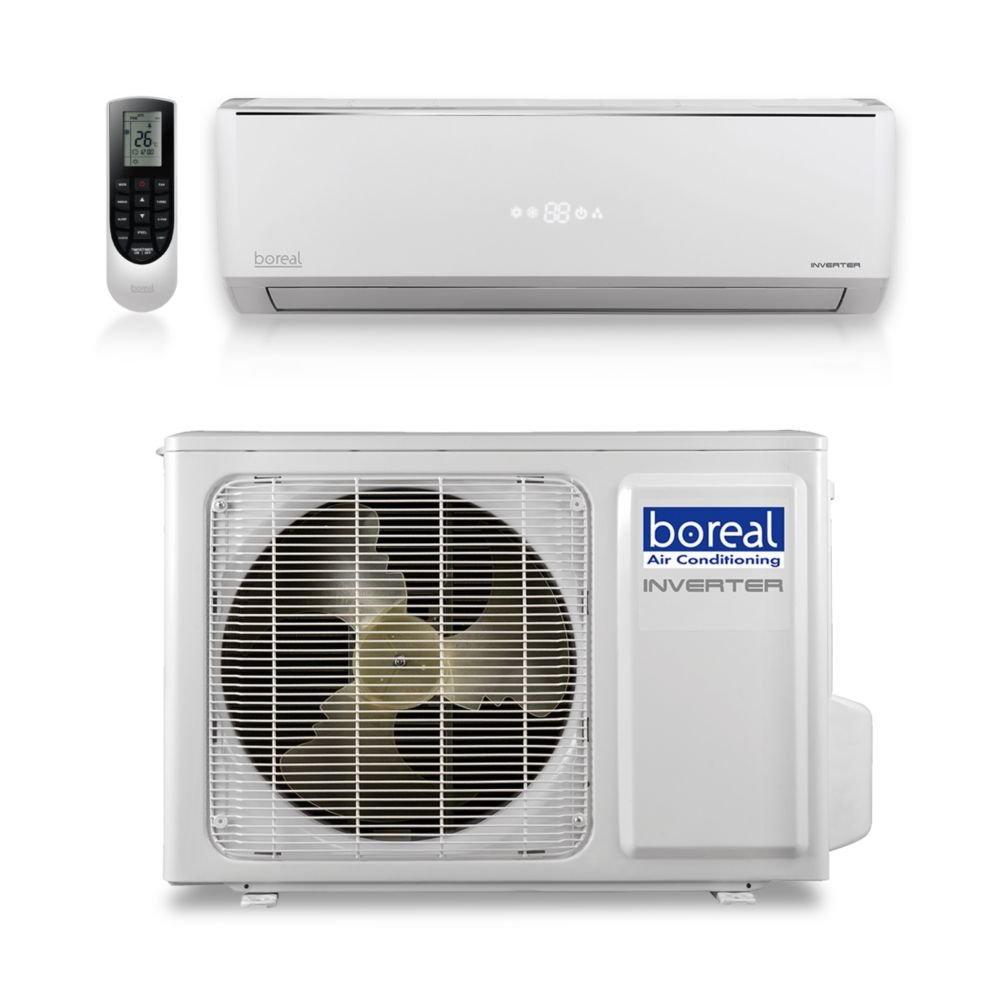 air conditioning split system. boreal sol18hpj1sb air conditioning split system t