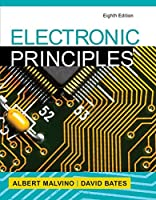 Electronic Principles, 8th Edition Front Cover