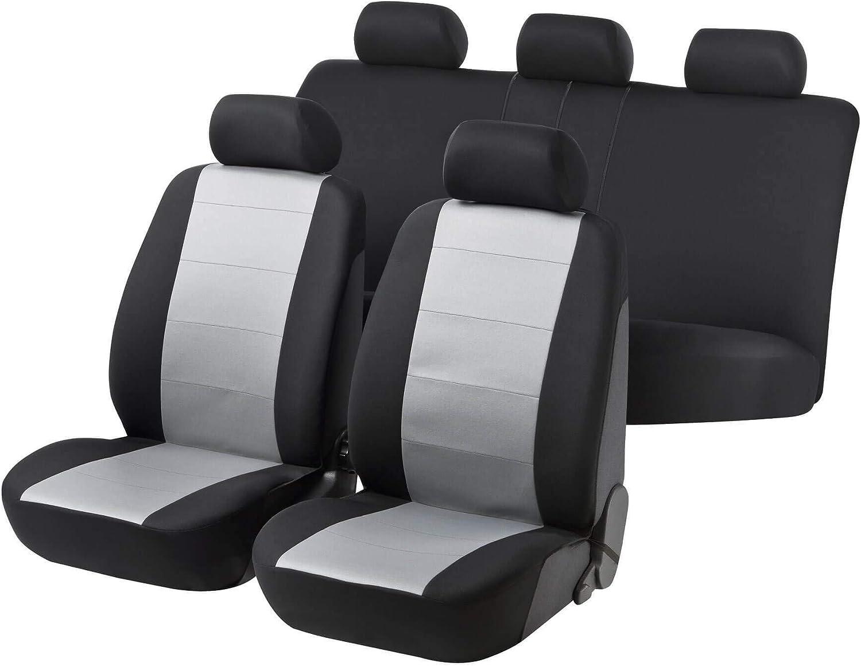 compatibili con sedili con airbag bracciolo Laterale 2012 - in Poi R39S0187 rmg-distribuzione Coprisedili compatibili per Panda Versione