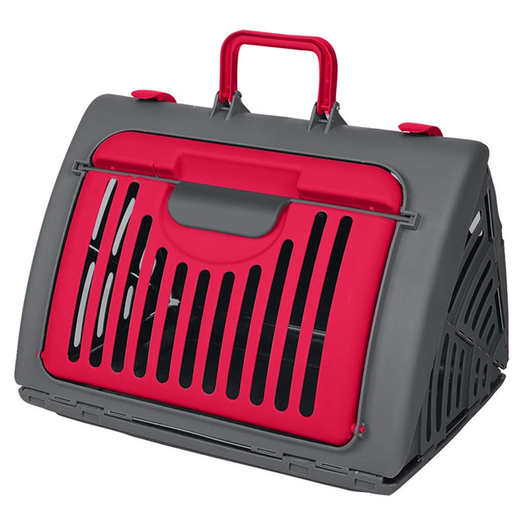 A JWD Transport Box Pet Nest Kennel Doghouse, Suitable For Puppies, Kittens, Rabbits