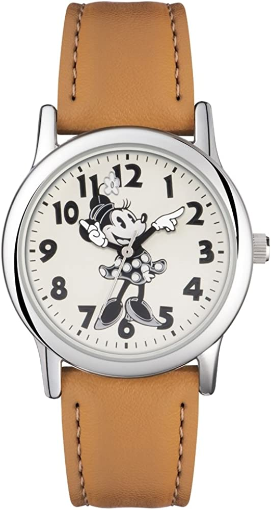 Minnie Mouse Reloj Mujer de Analogico MN1550