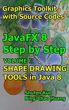 SHAPE DRAWING TOOLS in Java 8: JavaFX 8 Tutorial (Coding