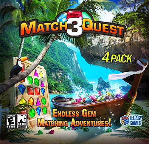 Match 3 Quest (4-pack)
