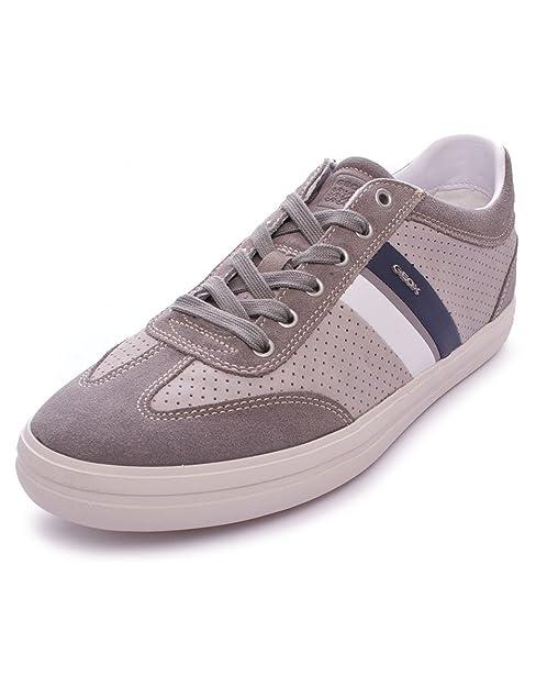 Geox Uomo PE15 Sneakers U52X2C Grigio (46)  Amazon.it  Scarpe e borse 20cb633815e