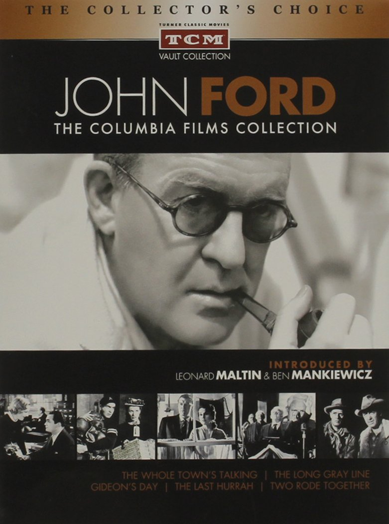 John Ford: The Columbia Films Collection, The Whole Town's Talking / The Long Gray Line / Gideon's Day / The Last Hurrah / Two Rode Together