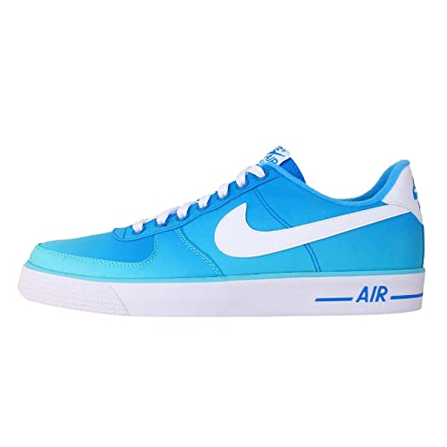 premium selection 0782e c2c65 Nike Men s Air Force 1 AC br Basketball Shoes-Polarized Blue White-8.5