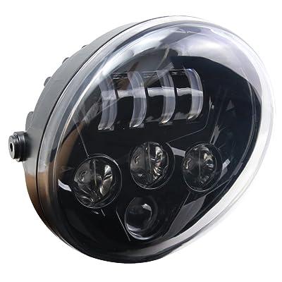 ATOPLITE Vrod Led Headlight For VRSCA V-Rod: Automotive