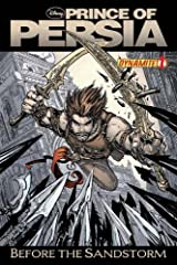 Prince Of Persia Before The Sandstorm #1 Comic