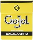 Ga-Jol zuckerfreie Salzlakritze, 48er Pack (48 x 20 g Packung)