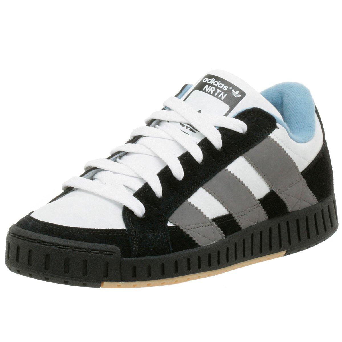 tolerancia Seminario hielo  adidas Originals Men's NRTN Sneaker,Black/Iron,12.5 M: Amazon.in: Clothing  & Accessories