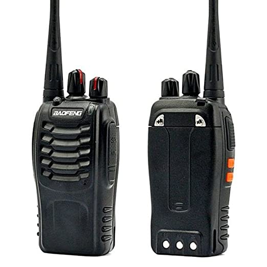206 opinioni per Baofeng BF-888S- RICETRASMITTENTE PMR RADIO UHF 400-470 MHZ Walkies-Talkie ,