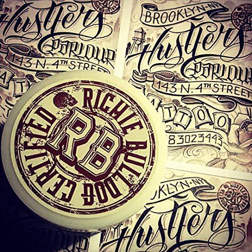 Crema Vegana Para Curar Tatuaje Deluxe De Hustle Butter Aprox 28 G