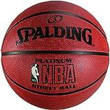 Spalding Men's Outdoor Street Basketball - Orange, Size 7