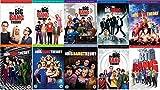 The Big Bang Theory: Complete Series Seasons 1-10 DVD Set