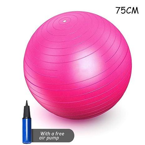 CRSM Pelota De Yoga Deportiva Bola Pilates Gym Balance Fitball ...