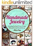 Handmade jewelry Everything you need to know to begin making handmade beaded jewelry