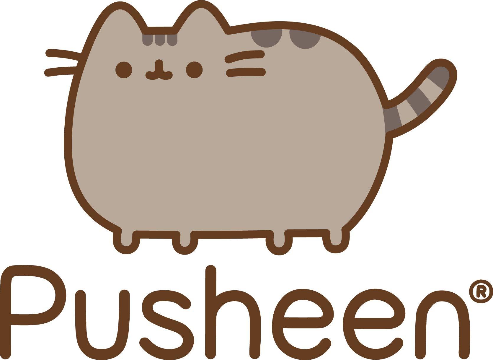 GUND Pusheen Squisheen Sitting Plush Stuffed Cat, 15'' by GUND