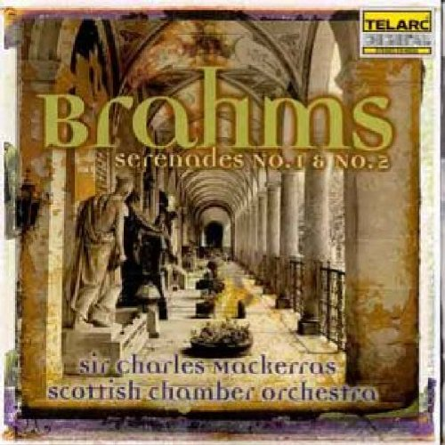 Brahms: Serenade No. 1 In D, & No. 2 In A by Telarc