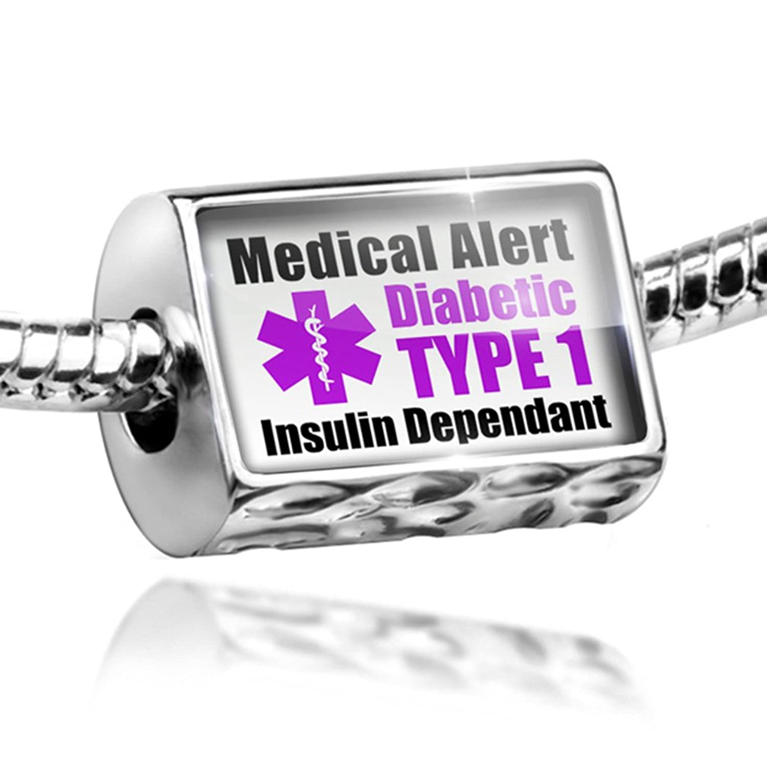 alert diabetes awareness type products bracelet