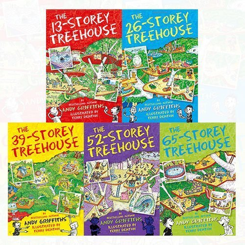 the 26 storey treehouse denton terry griffiths andy