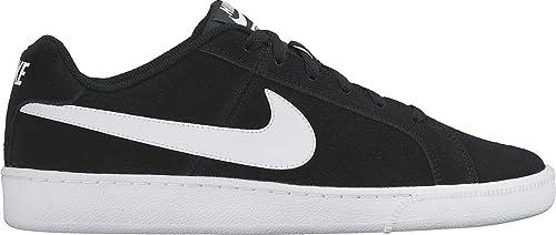 Nike Court Royale Suede, Zapatillas para Hombre, Negro (Black), 44 EU