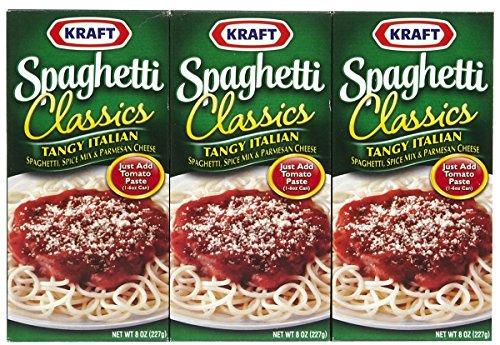 The 10 best kraft spaghetti dinner kit 2020