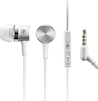 Auriculares In-ear Mpow Auriculares para Tablet y Micrófono ...