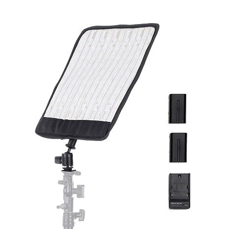 Amazon com : Falcon Eyes RX-T12 RGB 50W 2700K-9999K Portable