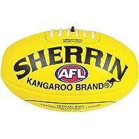 Sherrin Soft Touch 25cm Youth PVC Football, Yellow