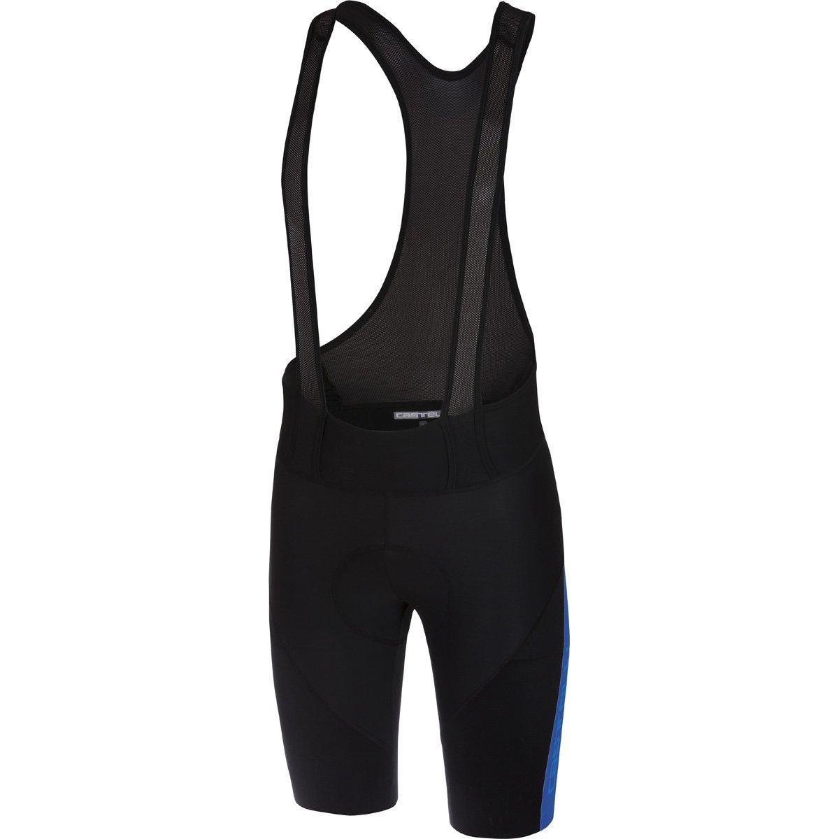 Castelli APPAREL メンズ B079RH6YFF XX-Large|black/surf blue black/surf blue XX-Large