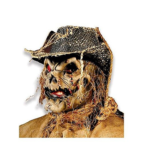 Fancy Face Paint Color Halloween Scarecrow Appliance Kit ()