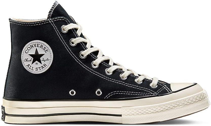 chaussure homme converse noire montante