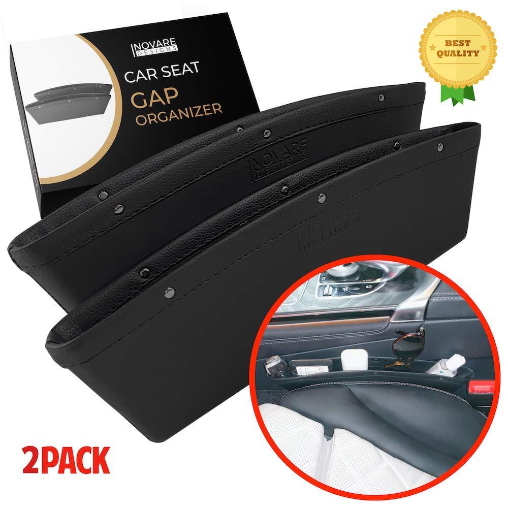 Inovare Designs Car Seat Gap Filler Organizer Crevice Storage Box by Inovare Designs