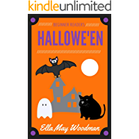 Halloween for Beginner Readers: The Cat, the Rat, and the Bat in the Hat (Seasonal Easy Readers for Beginner Readers Book 1) (English Edition)