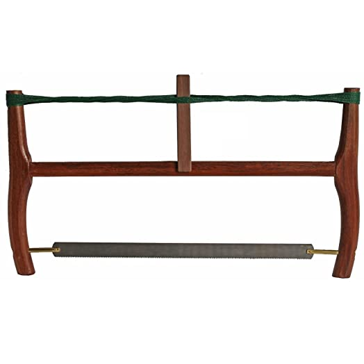 bucksaw. crazygadget® antique vintage style wooden bow saw crosscut buck farm tool bucksaw