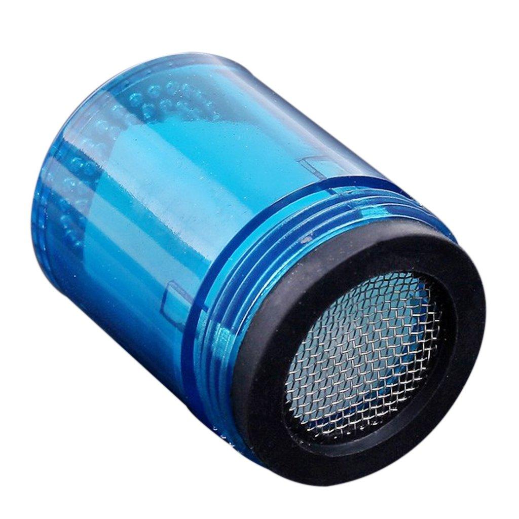 MagiDeal Robinet Deau LED 7 Couleurs Changeantes Flux Color/é 3.5cm