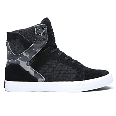 4daa4880fc Amazon.com | Supra Skytop | Fashion Sneakers