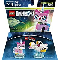 LEGO Movie Unikitty Fun Pack - Dimensiones de LEGO (versión original)