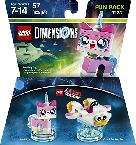 LEGO Movie Unikitty Fun Pack Dimensions