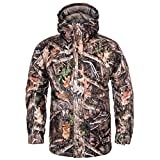 youth insulated jacket - Lucky Bums Koda Adventure Gear Youth True Timber 4 in 1 Waterproof Insulated Parka, Kanati, L
