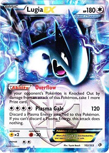 kaartspellen Lugia EX Pokemon TCG 68/98