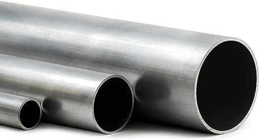je 100 mm Aluminium Rundrohr Ø 200 x 5,0 mm Alu Rohr