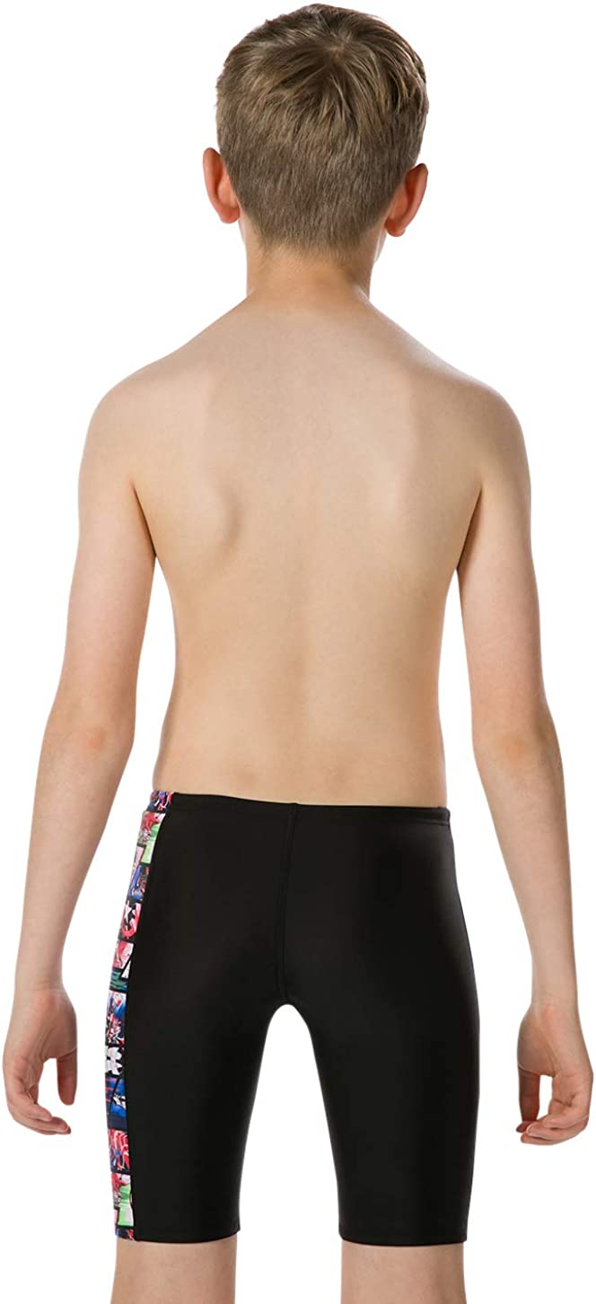 Speedo Boys Marvel Panel Jammer