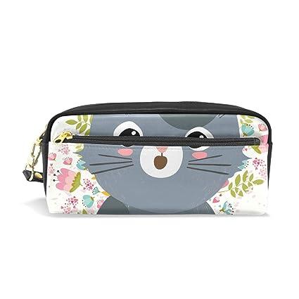 Estuche para lápices con diseño de gato de Hello Kitty, gran ...